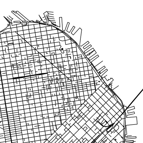 Custom Engraved Map Tumbler JACE design