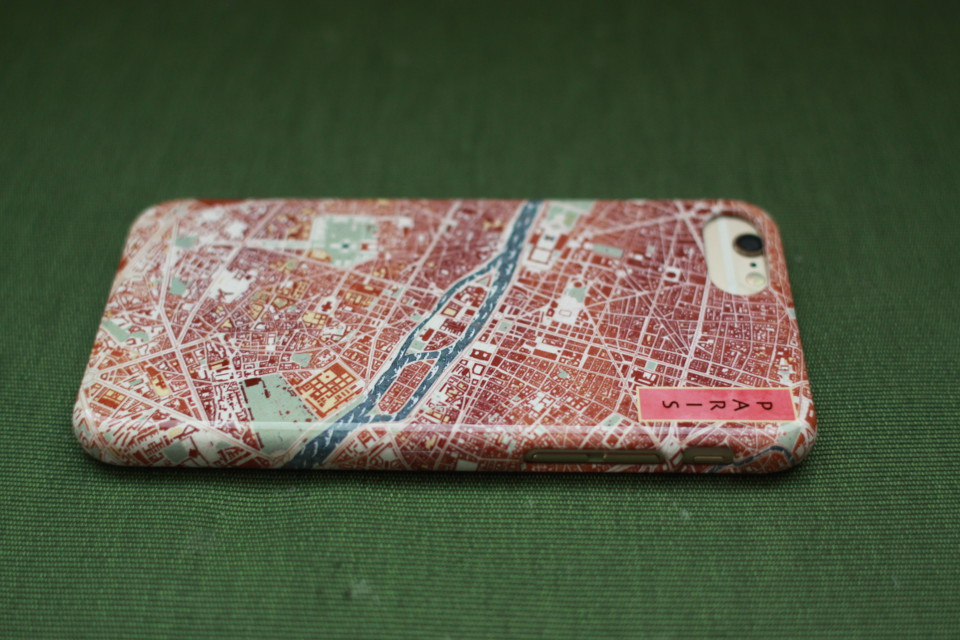 Paris Snap Case iPhone 7