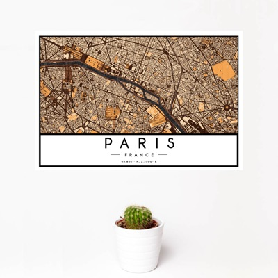 Custom Map Print - Map Poster - City Map Print | JACE design